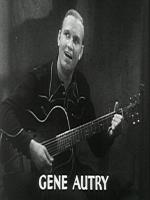 Gene Autry Radio Singer