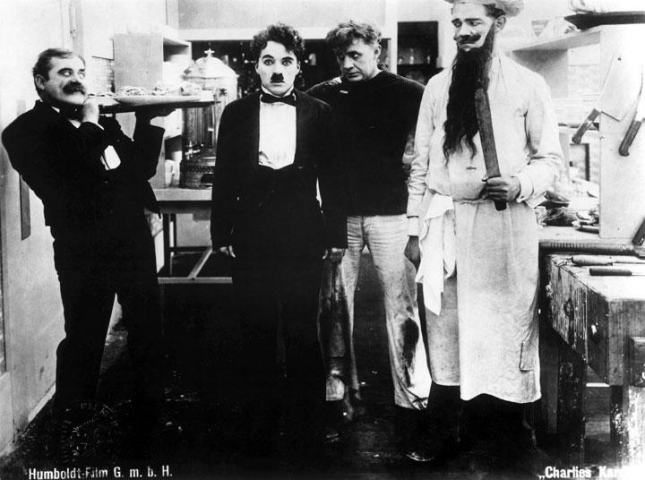 vaudeville actor  Lloyd Bacon