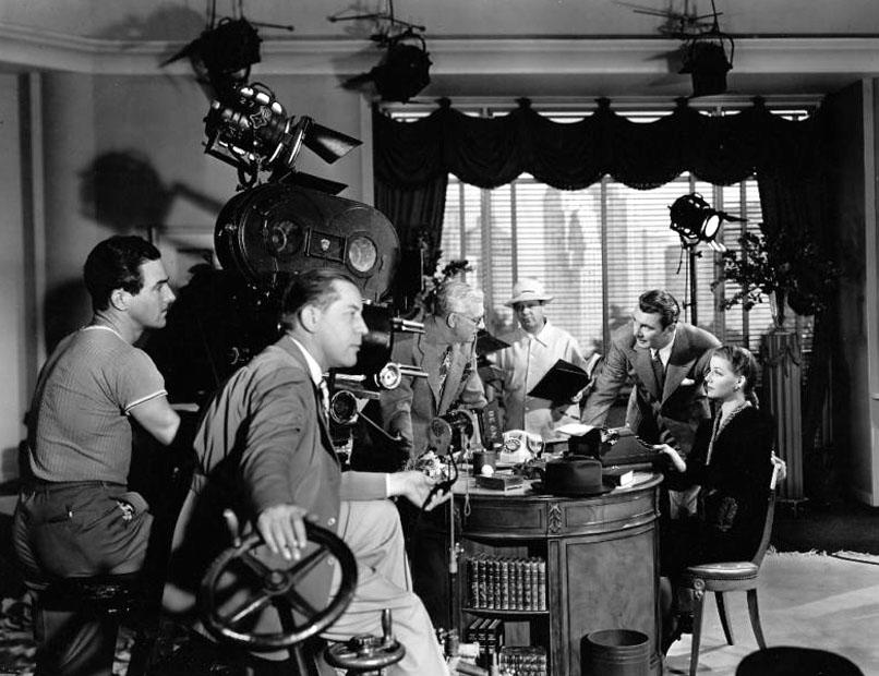 Lloyd Bacon Film Director