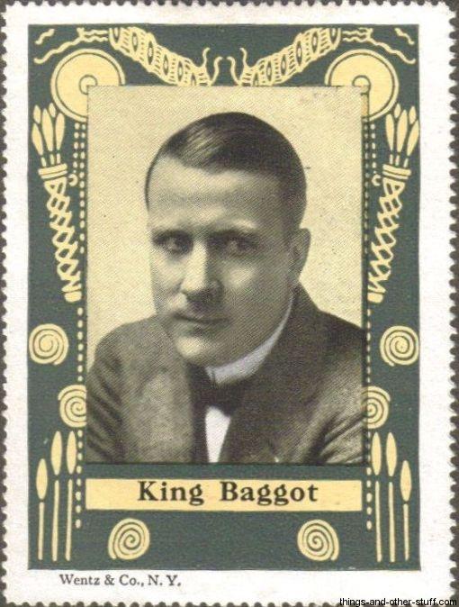 King Baggot Director