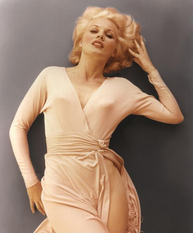 Carroll Baker American Actress