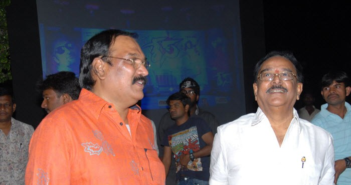 Ahuti Prasad and Paruchuri Venkateswara Rao