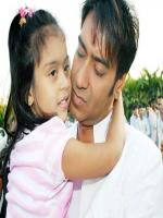 Ajay Devgan and Kajol's Daughter