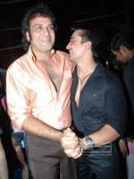 Ajaz Khan Birthday Party Pic