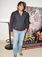 Ajinkya Dev Durring Music Launch