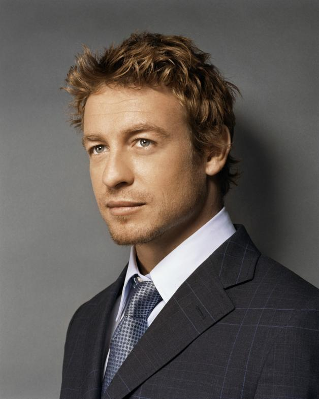 Simon Baker Hollywood Actor