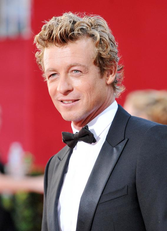 Simon Baker TV Series Actor