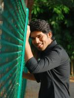 Allu Sirish in a movie