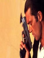 Antonio Banderas in action