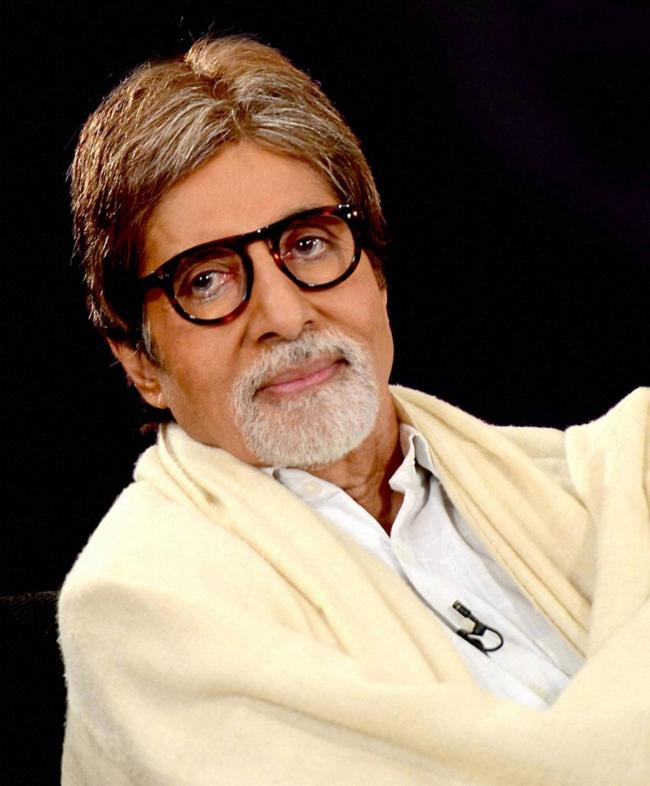 Amitabh Bachchan HD Wallpaper