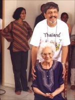 Amol Palekar and Pramila
