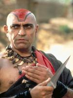 Amrish Puri In Indiana Jones