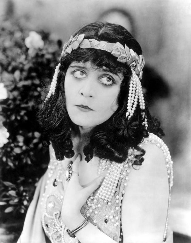 Theda Bara Stage actress