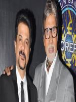 Anil Kapoor with Amitabh Bachchan