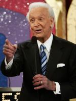 Bob Barker a former American television game show host