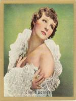 Binnie Barnes English Actress