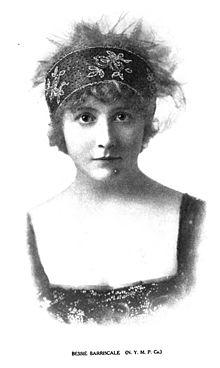 Bessie Barriscale Stage Actress