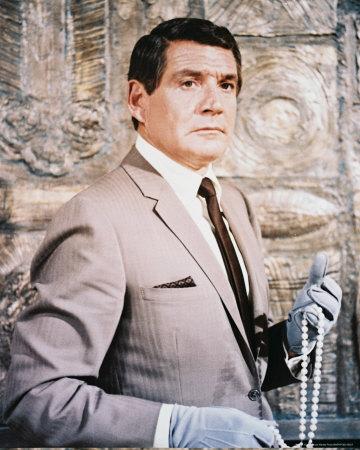 Gene Barry Drama Actor