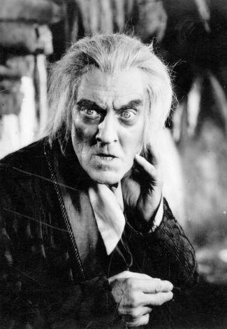 Lionel Barrymore Screen Actor