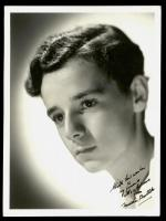 Freddie Bartholomew English-American child actor