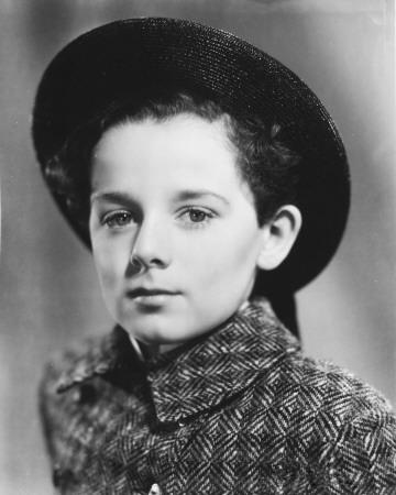 Freddie Bartholomew Hollywood actor