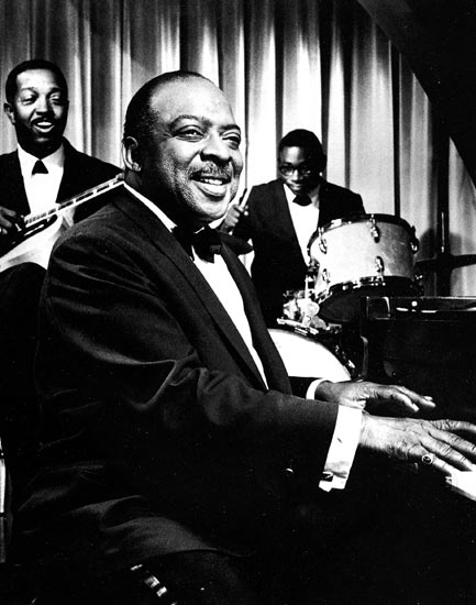 a biography of count basie an american jazz pianist and bandleader William james count basie was an american jazz pianist, organist, bandleader, and composer his mother taught him to play the piano and he started performing in his teens.
