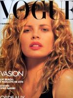 Kim Basinger Fashion Model
