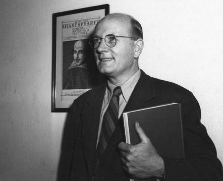 Frank C. Baxter American Educator