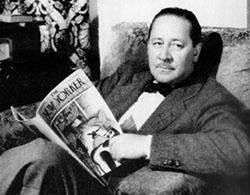 Robert Benchley Newspaper Columnist