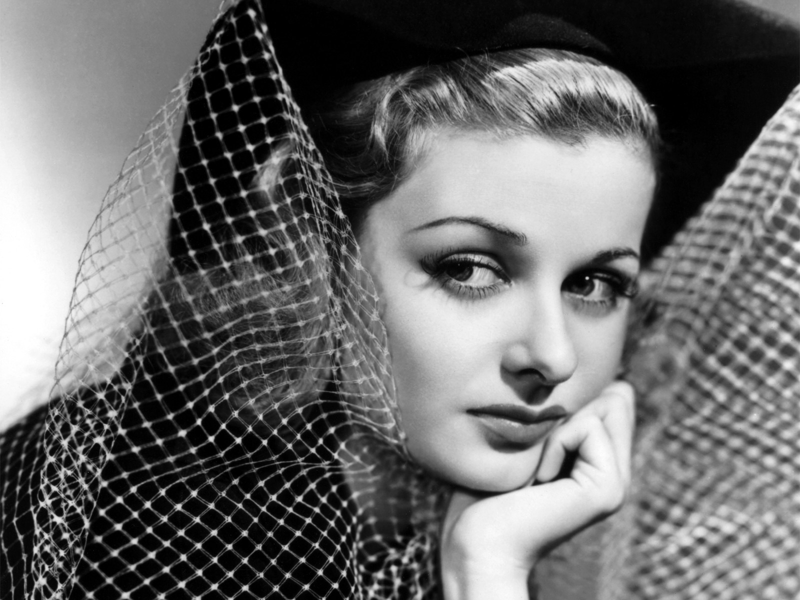Joan Bennett American Stage Actress