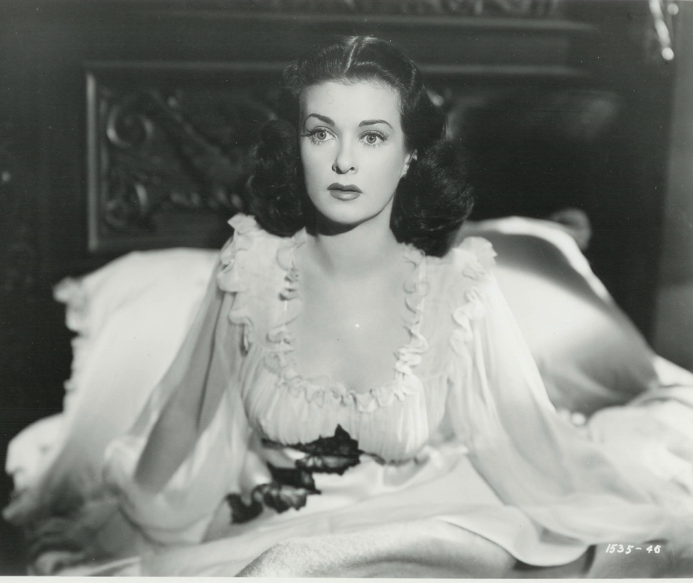 Joan Bennett American Film Actress