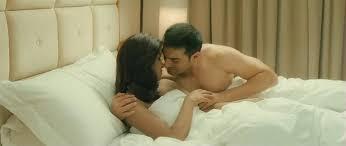 Arbaaz Khan (Indian actor) in romantic mood