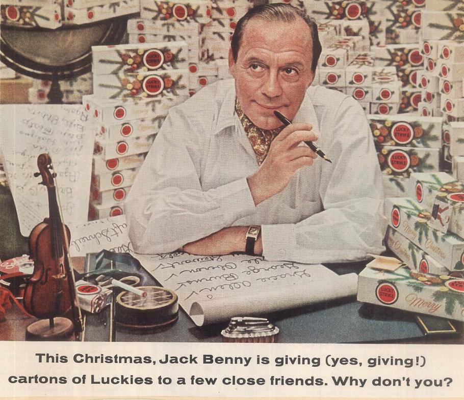 Jack Benny American Comedian