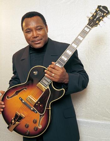 George Benson  JAzz Guitarist