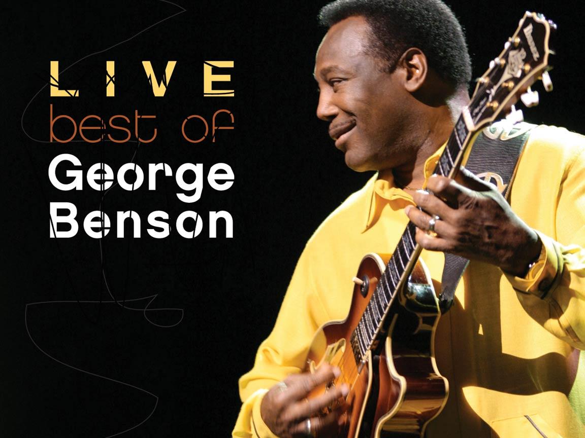 George Benson Award-winning American musician
