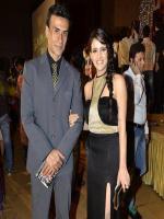 Arif Zakaria And Mahi Khanduri
