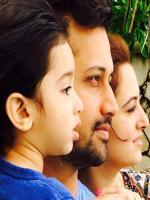 Atif Aslam Family