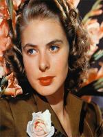Ingrid Bergman Awarded Best Actress