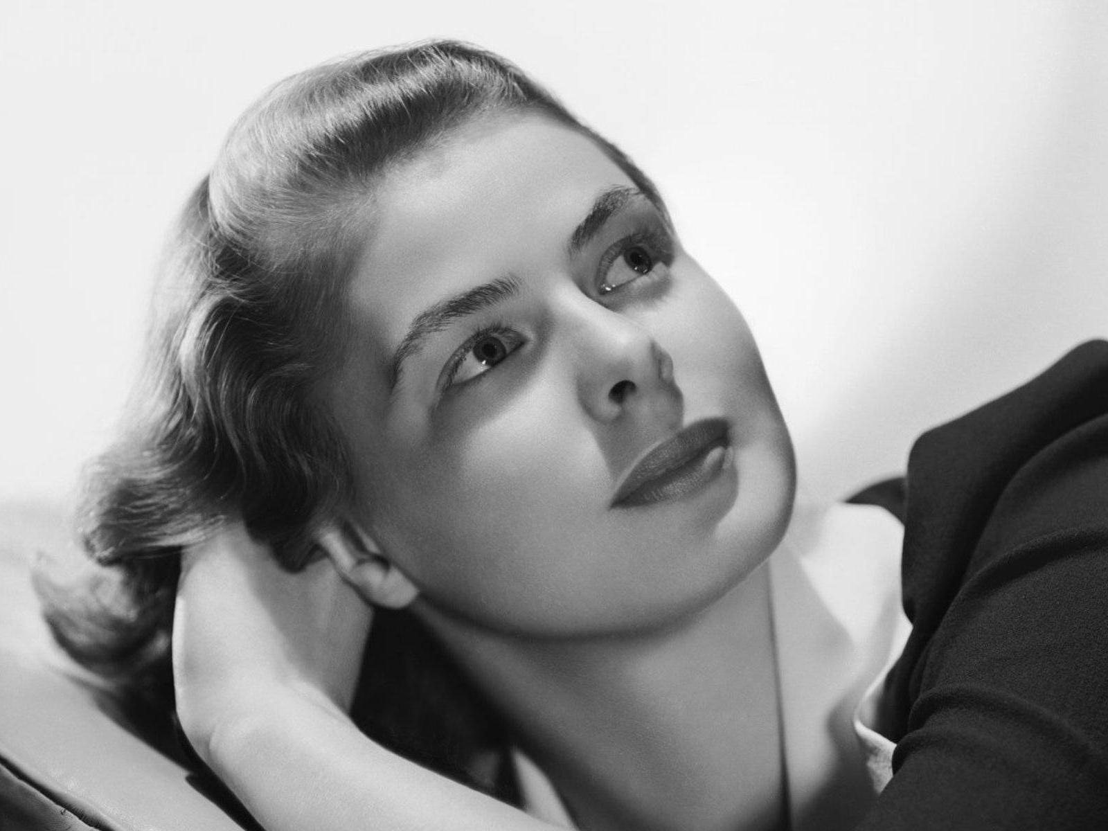 Ingrid Bergman Swidish Actor