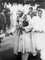 Mohtarma Fatima Jinnah Visits to Karachi