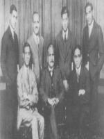 Chaudhry Rehmat Ali With Allama Iqbal