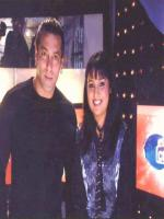Sara Raza Khan with Salman Khan