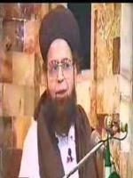 Maulana Shah Ahmad Noorani Speech