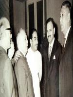 Gen Musa with Mr Ghulam Faruque