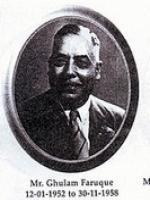 Ghulam Faruque