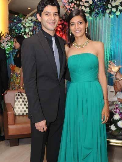Arjun Mathur and Simrit Mathur