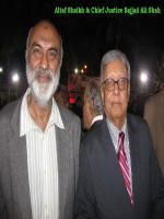 Sajjad Ali Shah and Altaf Sheikh