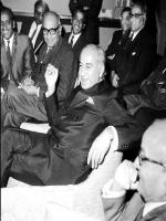 Mahmud Ali Kasuri with Z.A Bhuto