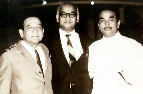 Mahmud Ali Kasuri With A.k Brohi