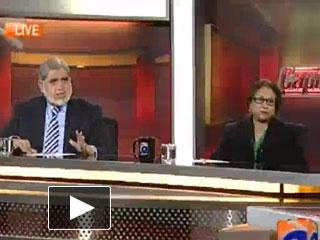 Akram Sheikh in Capital Talk